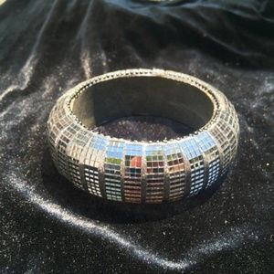Disco Bracelet NWOT